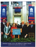 The Brief (The Fall 2001 Alumni Magazine) by Southern Methodist University, Dedman School of Law