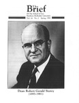 The Brief (The Spring 1981 Alumni Magazine)
