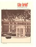 The Brief (The Winter 1978 Alumni Magazine)