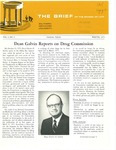 The Brief (The Winter 1973 Alumni Magazine)