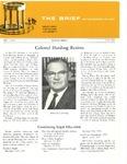 The Brief (The Fall 1972 Alumni Magazine)