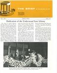 The Brief (The Fall 1971 Alumni Magazine)