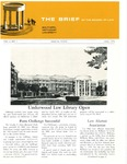The Brief (The Fall 1970 Alumni Magazine)