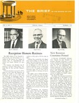 The Brief (The Summer 1970 Alumni Magazine)