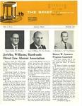 The Brief (The Winter 1969 Alumni Magazine)