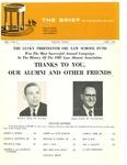 The Brief (The Fall 1969 Alumni Magazine)