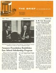 The Brief (The Winter 1968 Alumni Magazine)