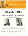 The Brief (The Fall 1968 Alumni Magazine)