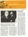 The Brief (The Summer 1968 Alumni Magazine)