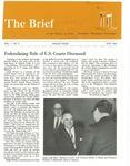 The Brief (The July 1966 Alumni Magazine)