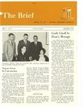 The Brief (The December 1965 Alumni Magazine)