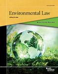Gaba's Black Letter Outline on Environmental Law