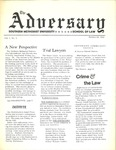 The Adversary (October 28, 1969)