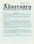 The Adversary (November 11, 1969)
