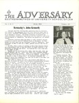 The Adversary (November 1971, v.1)