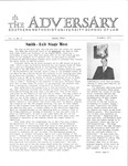 The Adversary (October 1971, v.2)