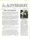 The Adversary (February 1972)
