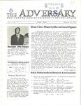 The Adversary (Vol. 3, No. 5, October 21, 1970)