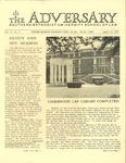 The Adversary (Vol. 3, No. 1, August 25, 1970)