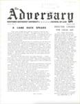 The Adversary (Vol. 2, No. 4, April 4, 1970)