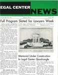 Legal Center News, Vol. 2, No. 2