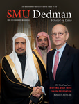 The Quad (The 2012 Alumni Magazine) by Southern Methodist University, Dedman School of Law