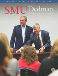 The Quad (The 2013 Alumni Magazine) by Southern Methodist University, Dedman School of Law
