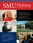 The Quad (The 2014 Alumni Magazine) by Southern Methodist University, Dedman School of Law