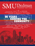 The Quad (The 2015 Alumni Magazine) by Southern Methodist University, Dedman School of Law