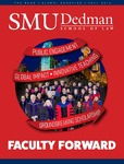 The Quad (The 2016 Alumni Magazine) by Southern Methodist University, Dedman School of Law