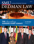The Quad (The 2010 Alumni Magazine) by Southern Methodist University, Dedman School of Law