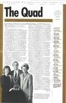 The Quad (The Winter 1992-1993 Alumni Magazine)