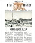 Southwestern Legal Center News, Vol. 1, No. 10