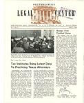 Southwestern Legal Center News, Vol. 1, No. 2
