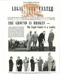 Southwestern Legal Center News, Vol. 1, No. 9