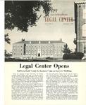 Southwestern Legal Center News, Vol. 2, No. 2