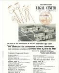 Southwestern Legal Center News, Vol. 2, No. 4