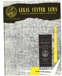 Southwestern Legal Center News, Vol. 3, No. 1