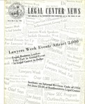 Southwestern Legal Center News, Vol. 3, No. 5 by Southwestern Legal Foundation