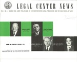 Southwestern Legal Center News, Vol. 4, No. 1