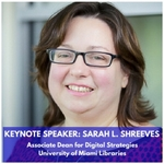 Sarah L. Shreeves: TCIR Keynote SPeaker